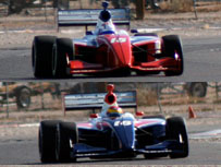 2008 Indy Lights Off Season Testing